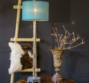 Dwarsfluit lamp